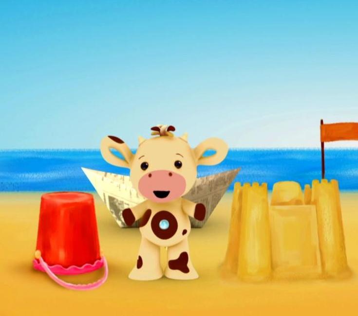 скачать развивающий мультфильм для детей от 12 до 36 месяцев: