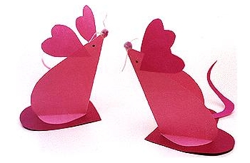 Сердечка на день валентина своими руками